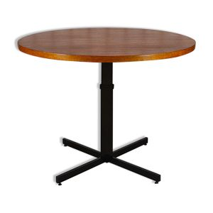 Table Transformable Scandinave en Teck Vintage 1960