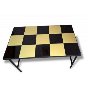 table de chevet en fer forge comparer 28 offres. Black Bedroom Furniture Sets. Home Design Ideas