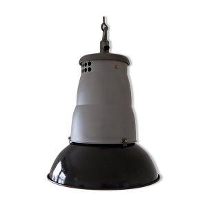 Lampe industrielle d'atelier vers 1970