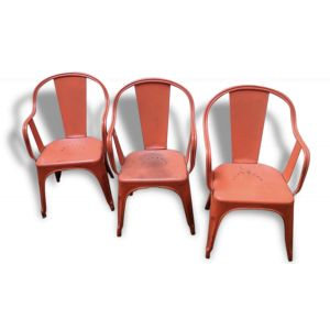 chaise tolix comparer 125 offres. Black Bedroom Furniture Sets. Home Design Ideas