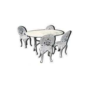 Table jardin marbre - Comparer 91 offres