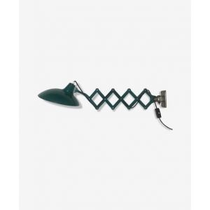 Applique accordéon Kaiser Leuchten industrielle lampe ciseaux