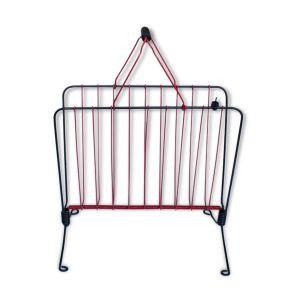 commode metal rouge comparer 60 offres. Black Bedroom Furniture Sets. Home Design Ideas