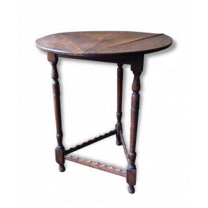table de chevet ronde comparer 136 offres. Black Bedroom Furniture Sets. Home Design Ideas