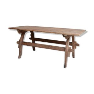Table de ferme suédoise