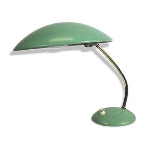 Lampe de bureau Philps vert menthe, 1950