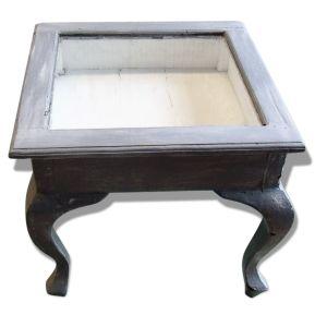 table basse vitrine comparer 39 offres. Black Bedroom Furniture Sets. Home Design Ideas