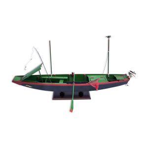 Maquette de Barque