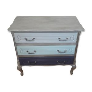 Commode style victorienne relookée