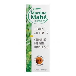 TEINTURE AUX PLANTES N°8 Blond cendré