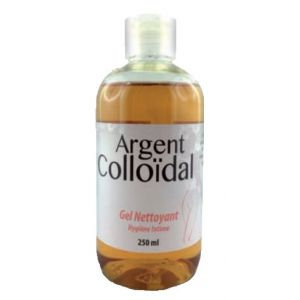 ARGENT COLLOIDAL Gel Hygiène Intime
