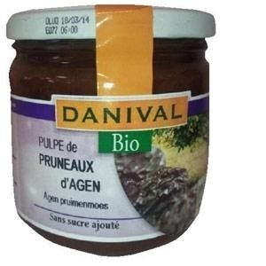 PULPE DE PRUNEAU d'Agen Bio