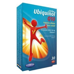 ORTHO UBIQUINOL Q10 100 mg