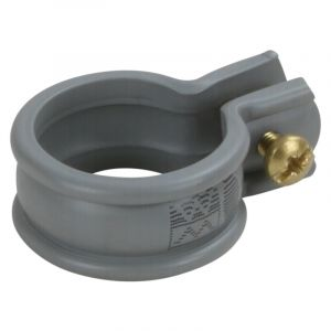 Collier de fixation PVC 32mm