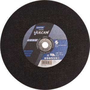 Disque à tronçonner Norton Vulcan acier Ø350 25,4x3,0mm