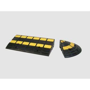 Embouts pour rampe de trottoir OPTO, 3 hauteurs : Hauteur - 100 mm