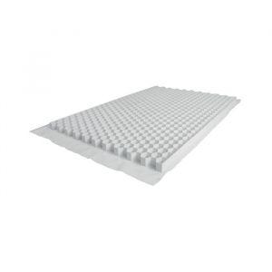 """Plaque de stabilisation """"gravier"""" pour parking privé - 1200 x 800 mm ou 1200 x 1600 mm : Dimensions - 1200 x 800 mm"""