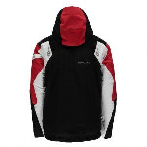 Veste Ski Homme M Titan - Noir/Rouge/Blanc Noir - Homme