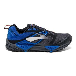 Cascadia 12 - Anthracite/ElectricBlue/Black Gris - Homme