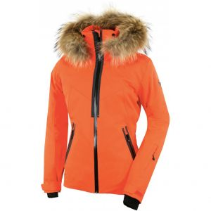 Veste ski Geod Jr Jacket - Magma Orange - Femme