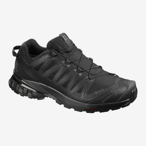 Chaussure de Running XA Pro 3D V8 GTX - Black Black Black Noir - Homme