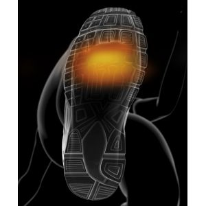 PROTECTIONS PLANTAIRES EPITHELIUM TACT 05 2016 Noir - Orange