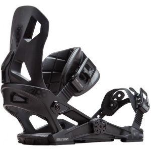 Fixation Snowboard Ipo - Noir Noir - Homme