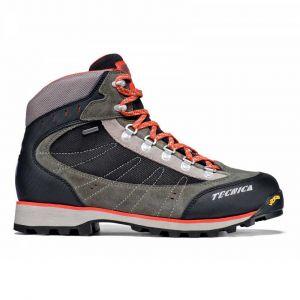 Chaussures MAKALU III GTX MS - GUNMETAL ORANGE Gris - Homme