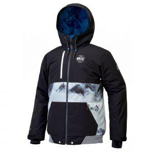 Veste de Ski Panel Jacket - Print Blanc - Noir - Homme