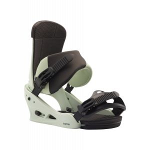 Fixation de snowboard Custom Sea Foam Blanc - Homme
