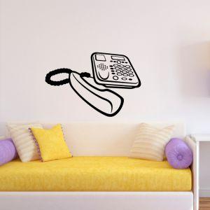 Sticker Téléphone fixe de bureau