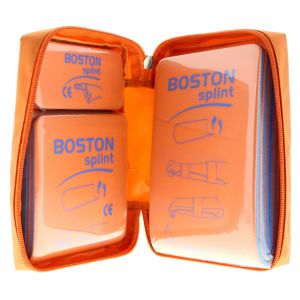 Lot de 3 attelles Boston