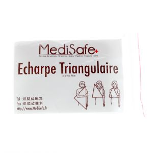Echarpe triangulaire