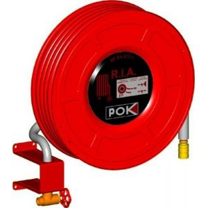 Robinet d'incendie armé (RIA)  DN19 30m