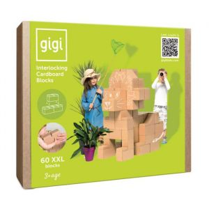 GIGI - 60 blocs de construction XL