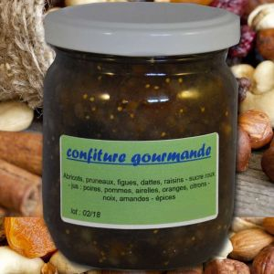 Confiture Gourmande