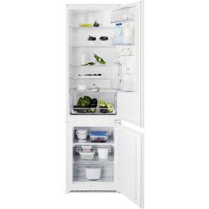 Réfrigérateur congélateur combiné intégrable Electrolux ENN3111AOW