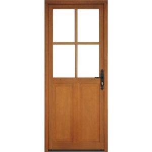 porte de service bois exterieur 80 cm comparer 52 offres. Black Bedroom Furniture Sets. Home Design Ideas