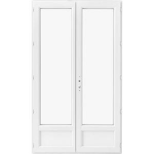 porte fenetre 140x215 comparer 24 offres. Black Bedroom Furniture Sets. Home Design Ideas