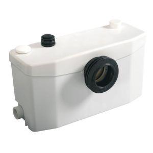 Broyeur pour wc Sanibroyeur Plus Silence blanc H.29 x L.40 x P.15