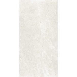 Carrelage HOUSTON blanc 59,5 X 118,7 rectifié ép.10 mm aspect poli