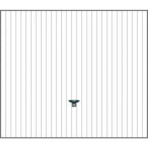 Porte de garage basculante Proaccess blanche sans portillon H.200 x l.300