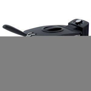 Friteuse électrique inox - 3 L