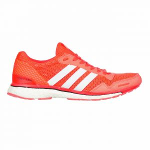 Baskets Running Adizero Adios 3 W orange fluo