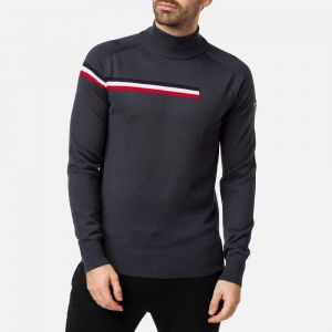 Pull col roulé Diago Homme GREY - Homme