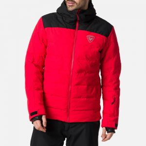 Veste de ski Rapide Homme ROUGE - Taille XS - Homme