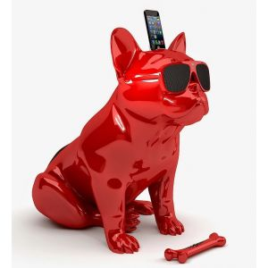 Enceinte Jarre Technologies AeroBull HD1Bluetooth Glossy Red