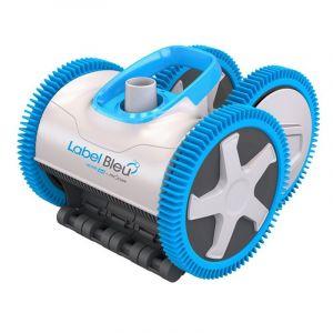 Robot de Piscine hydraulique Victor 4x4 Label Bleu
