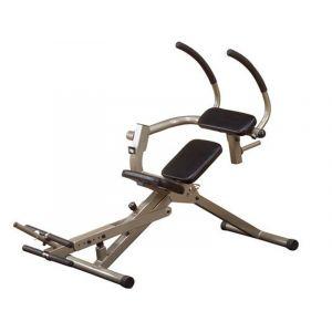 Poste à abdo compact et ergonomique BFAB20 Best Fitness