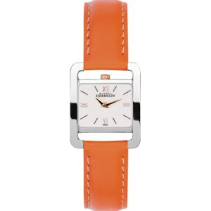 Montre Michel herbelin 5eme avenue Femme Bracelet Orange
